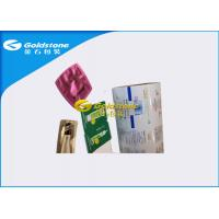 Buy cheap Eco Friendly Shampoo And Conditioner Sachets For Dove Shampoo High Barrier from wholesalers