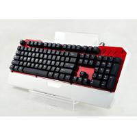 China RGB Mechanical Keyboard Blue Switch For PC Computer Notebook Mac 104 Keys wholesale