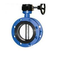 Quality Flanged Center Line Butterfly Valve for sale