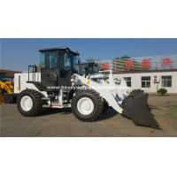 China Yellow Or White Color SINOMTP LG938 Wheel Loader With 1.8m³ Bucket For Construction Using wholesale