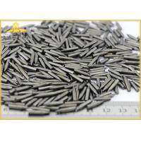 China High Wear Resistance Tungsten Carbide Pins , High Grinding Tire Stud Pins wholesale
