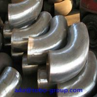 China ASTM A403 WP304L Butt Weld Fittings 90 Degree Stainless Steel Elbow wholesale