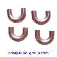China Butt Weld Carbon Steel Elbow 180 Degree Elbow Pipe Fittings ANSI B16.9 wholesale