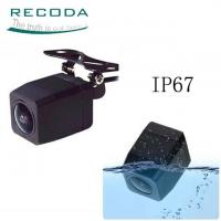 China Waterproof HD Hidden Cameras In Cars Night Vision 170 Degree Super Wide Angle wholesale
