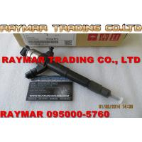 China DENSO common rail injector 095000-5760 for Mitsubishi Pajero / Montero 1465A054 wholesale