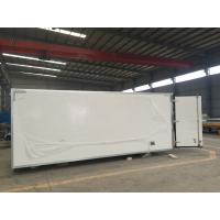 Quality Sinotruk Refrigerated Loads For Trucks , 6x4 Small Refrigerated Truck for sale