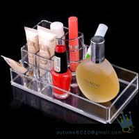 China 6 drawer acrylic makeup organizer wholesale