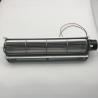 Buy cheap 149CFM 12V 24V Metal DC Cross Flow Fan With Aluminum Impeller from wholesalers