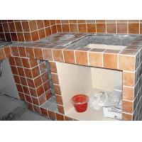 Quality Natural Stone / Marble Tile Adhesive Waterproof For Indoor / Outdoor Wall Paste for sale
