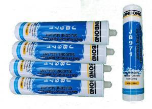 China Low Modulus 300ml Anti Mildew Sealant ISO 22196 Neutral Silicone Adhesive wholesale