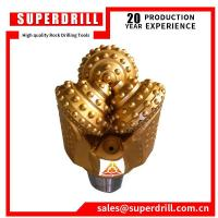 China Water Well Drilling Tungsten Carbide Hard Rock 8 1/2 Inch Iadc537 TCI Roller Tricone Rock Drill Bits on sale