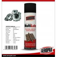 China AEROPAK 500ml All purpose Lubricant &Anti rust lubricant for Car Care Multilube wholesale