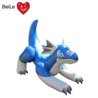 China Huge blue aaron inflatable dragon wholesale