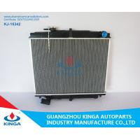 China Nissan Aluminium Car Radiators Auto Parts For TRUCK ATLAS MT WITH OEM 21410-6T001 wholesale