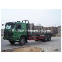 China 31 tons to 40t tons heavy cargo truck 6x6 371HP with steyr engine and warranty wholesale
