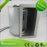 China Low Noise Air Flow Centrifugal Exhaust Fan , Single Inlet Industrial Centrifugal Blower wholesale