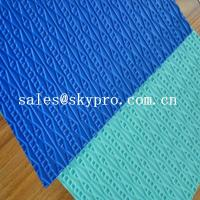 China Colorful Shoe Sole Rubber Sheet / soft recycled sheet customized Size on sale