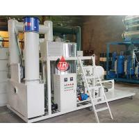 China Low Noise Motor Oil Recycling Plant , Industrial Engine Oil Recycling Equipment wholesale
