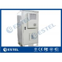 China High Integration Fast Assembly Outdoor Telecom Cabinet With Battery Layers wholesale