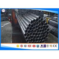 China Steel Anealed Treatment Cold Drawn Seamless Tube With Black Surface STKM13A wholesale