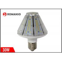China 30W Daylight LED Corn Light Bulb E26 6000K Cool White for Indoor Outdoor Large Area wholesale