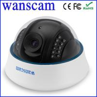 China Wanscam Dome Ceiling Indoor ipcam Wired IP Security Camera with Night Vision and Motion Detection Cameras wholesale