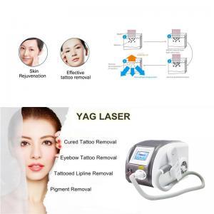 China Anybeauty Plus Nd Yag TUV Picosecond Laser Tattoo Removal Machine wholesale