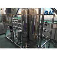 China Reverse Osmosis Water Purification Systems For Beverage Processing Industry wholesale