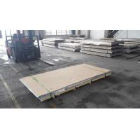 China 2D SUS439M Ferritic Stainless Steel Sheet DIN1.4510 X3CrTi17 Used For Exhaust System wholesale