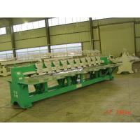 China Digital 10 Heads Flat Embroidery Machine For Caps And T Shirts GG910 on sale