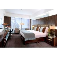 China Custom 3 Star Hotel Project Furniture Solid Wooden + Plywood + MDF Covered on sale