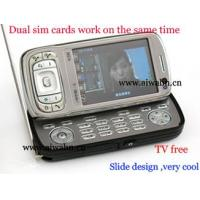 China Dual SIM Cell Phone with TV (AW-C8000) wholesale