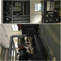 China Heavy Duty News Paper Reel Cutting Machine / Electronic Paper Cutting Machine wholesale