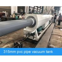 China Long Life Big PVC Pipe Production Line , Plastic Water Pipe Making Machine wholesale