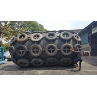 China factory price Floating Pneumatic Rubber Fender with Chain and Tyre Net wholesale