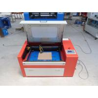China 45w Co2 Laser Cutting Engraving Machine For Art Work Industry , Laser Cut Acrylic Jewelry on sale
