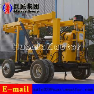 China XYX-3 Wheeled Hydraulic Core Drilling Rig wholesale