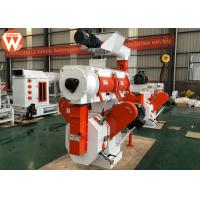 China 1.5 - 2.5T/H Animal Feed Machine Poultry Feed Pellet Making Machine wholesale