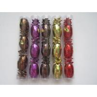 China Fashionable Indoor Decoration Christmas Egg Ribbons Used In Gift Wrapping wholesale
