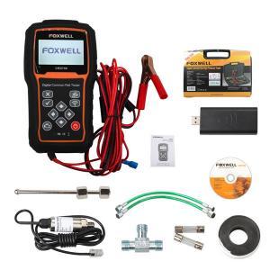 China Foxwell CRD700 Auto Diagnostic Equipment Digital Common Rail High Pressure Tester on sale