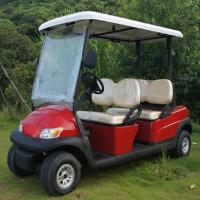 China 4 seater electric club car golf cart on sale