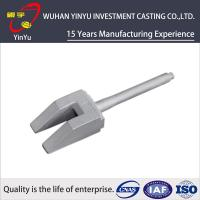 China OEM Precision Investment Services Cast Metal Parts With Silica Sol Casting Process wholesale