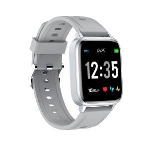 China Narrow Border Glass Mirror 180mAh IP68 Waterproof Smart Watch wholesale