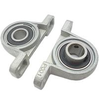 Quality SUCP201 12 mm Stainless Steel Pillow Block Bearing Unit Mounted Ball for sale