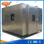 China Big Size Temperature Humidity Stability Walk in Environmental Chamber ASLI Brand wholesale