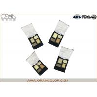 Quality Simple and generous Four colors eye shadow,simple package and easy coloring for sale