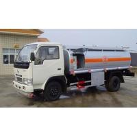 China 4x2 Fuel Tanker Truck Capacity 6000L wholesale