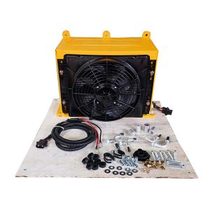 China HFC-134a/600g Truck Air Conditioning Units / Truck Sleeper Cab Air Conditioner wholesale