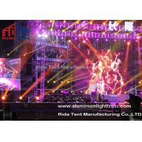 RIDATENT Theatre Lighting Truss Big Aluminum Roof Easy Portability 2 Years Warranty