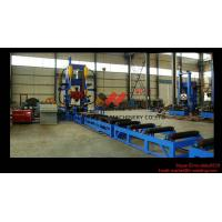 Quality H Beam Integrating Machine With 3 Function Assembling Welding Straightening for sale